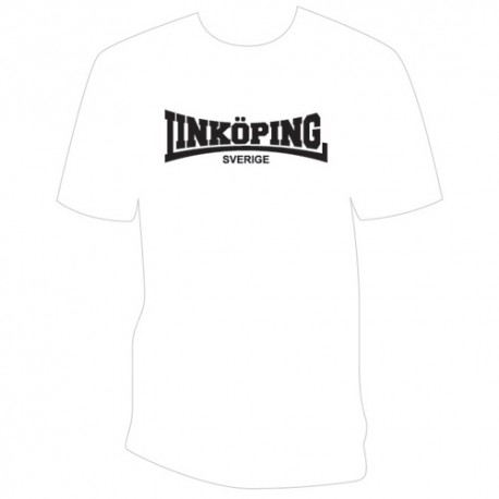 T-shirt med Linköping - Lonsdale