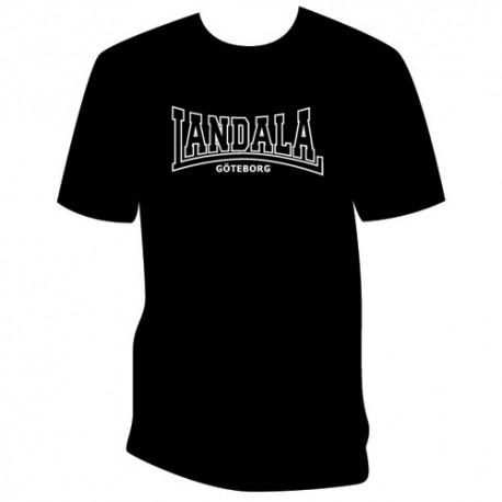 T-shirt med Landala - Lonsdale