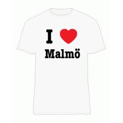 I love Malmö t-shirt
